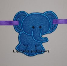 Elephant Banner design file