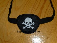 Pirates Eye Patch design file