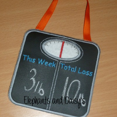 Weighing Scales design file