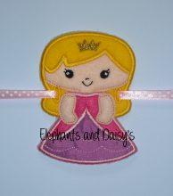 Princess Banner design file