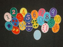Counting Eggs Design File