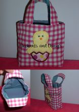 Easter Bag ITH Design file