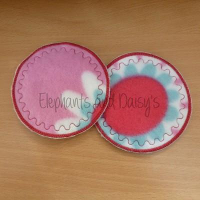 Breast Pads Design file