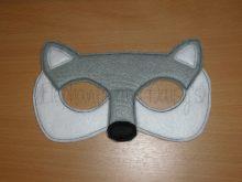 Wolf / Fox Mask 4×4 Multi Hoop Design file