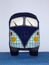 Camper Van Stuffie Design file