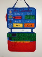 My Calendar Design file