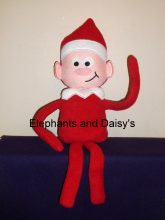 Christmas Elf Design file