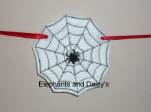 Spiders Web Banner design file