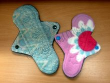 CSP Plus Star / Sanitary pad ITH Design file