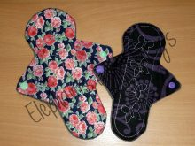 CSP Plus Butterfly / Sanitary pad ITH Design file