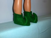 Elf Shoes 18inch doll Design file