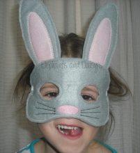 Bunny Mask Design file