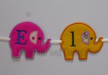 Elephant Parade banner design file
