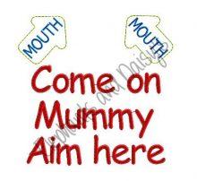 Mummy Aim Design file