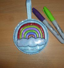 Colour Rainbow Design file