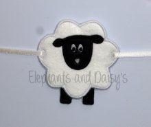 Sheep Banner Design file