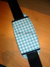Buggy / Pushchair Strap Cover Design file