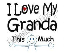 This Much Granda Design file