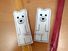Bear Ice Pop / Pole Holder Design file