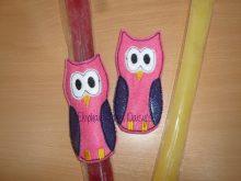 Owl Ice Pop / Pole Holder Design file