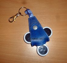 Fidget Spinner Cradle Design file