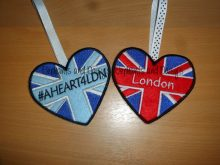 London Heart Design file