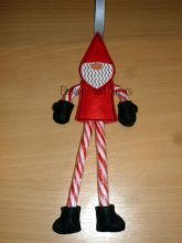 Candy Cane Gnome Design file