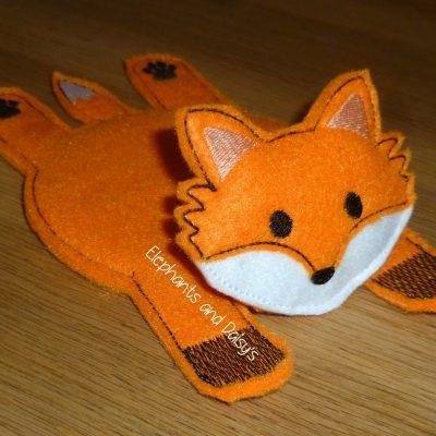 Fox Coaster Design file