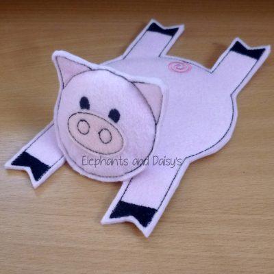 Pig Coaster Design file