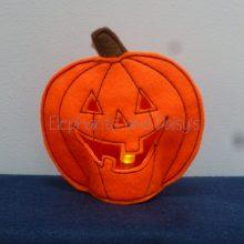Pumpkin Tea light Design file