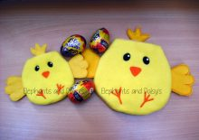 Chick Pouch Design file
