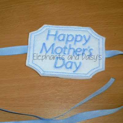 Happy Mother's Day Design file