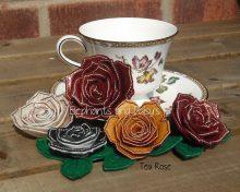 Tea Rose Design file