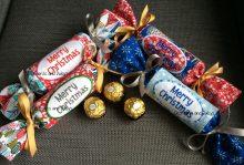 Christmas Cracker Design file
