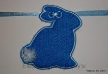 Bunny Banner piece Design file