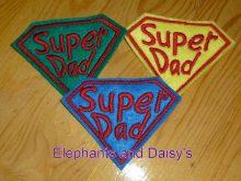 Super Dad Design file