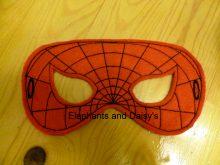 Spider Web Mask 4×4 multi hoop design file