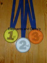 Medal Design files