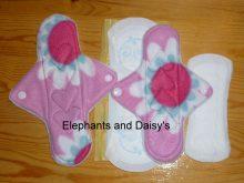 CSP / Sanitary pad ITH Design file