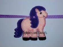 Horse banner design file