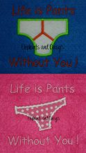 Pants Without you design file