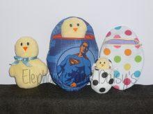 Egg and Chick Set design file