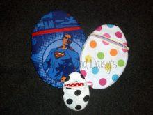Egg purse Design file