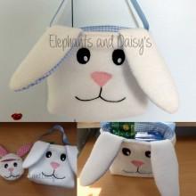 Bunny Tote Bag Design file