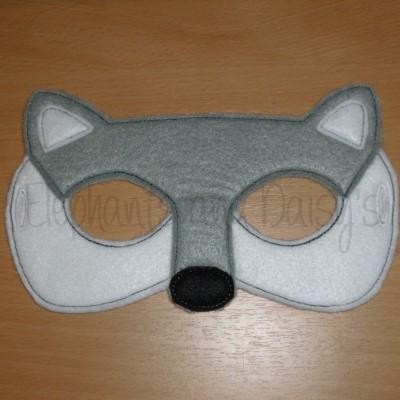 Wolf / Fox Mask 5×7 design file