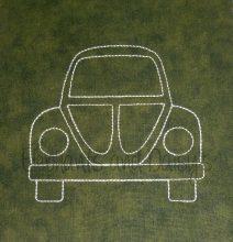Beetle Redwork design file
