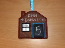 Sleeps till Daddy's home design file