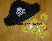 Pirates Hat Design file