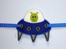 Flying Saucer design file