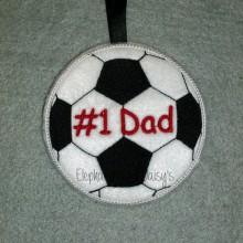 Dad Football Design file